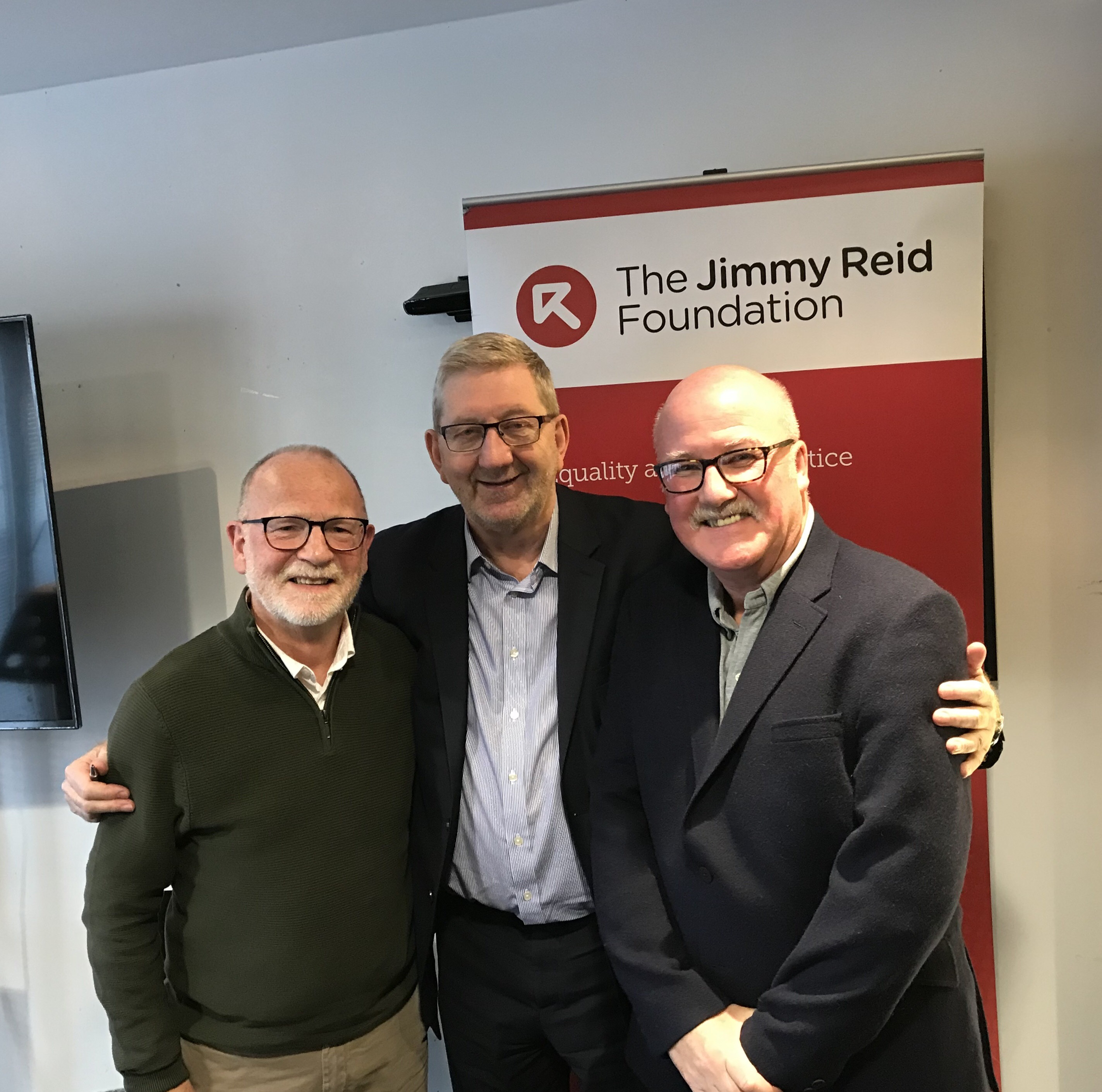 Jimmy Reid Biography launch